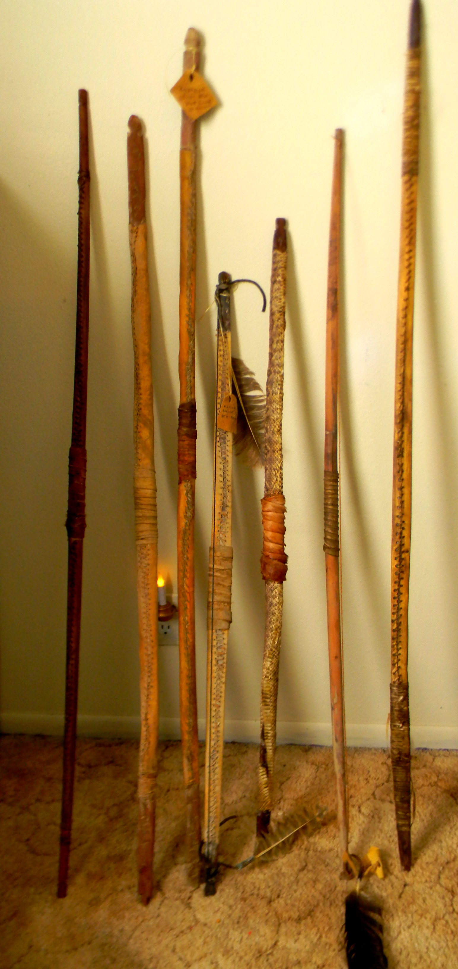 Native American Weapons For Salebows Arrows Tomahawks Knives