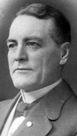Photo of Henry Bradley Sanborn, Father of Amarillo